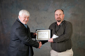 Photo: 1-Year Safety Award | Irving Materials, Inc. - Plymouth, Todd Bucher