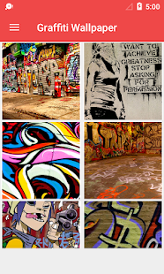 Graffiti Wallpaper HD- screenshot thumbnail
