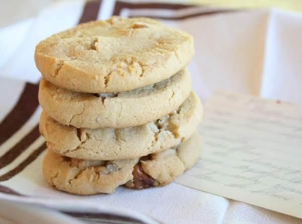 Butterscotch Refrigerator Cookies