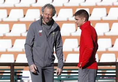 "Michel Preud'homme : ""Razvan Marin mérite ce transfert"""