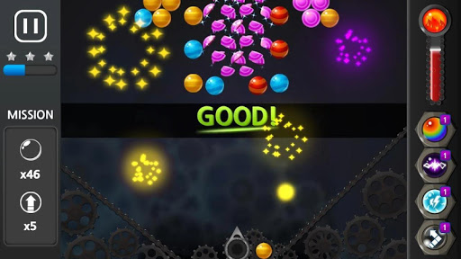 Bubble Shooter Mission  screenshots 20