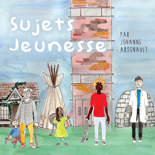 Sujets Jeunesse cover