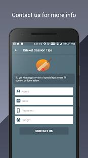Cricket Session Tips - náhled
