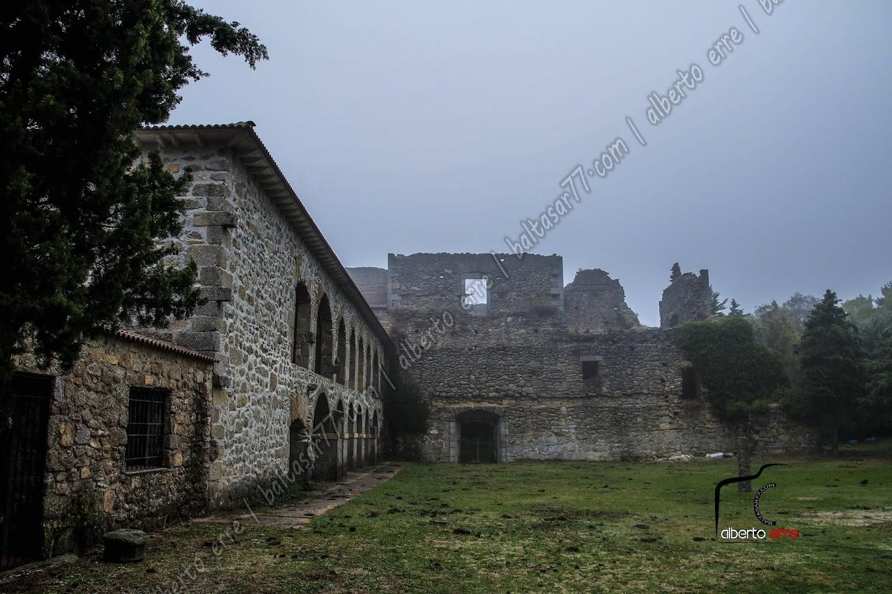 Convento Carmelita abandonado