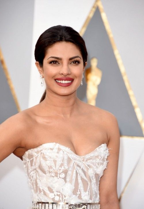 Priyanka Chopra at Oscasrs Red Carpet
