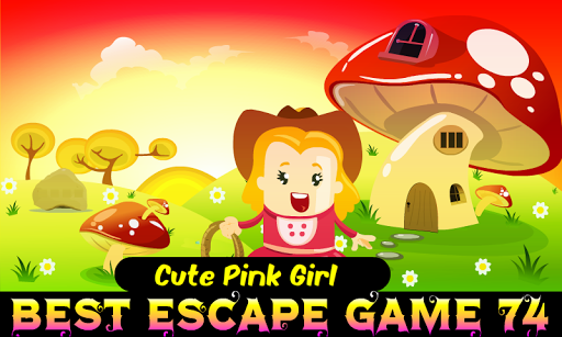 Best Escape 74-Pink Girl