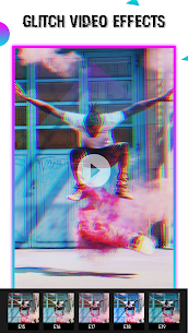 Glitch Video Effect-  Photo Effects 4