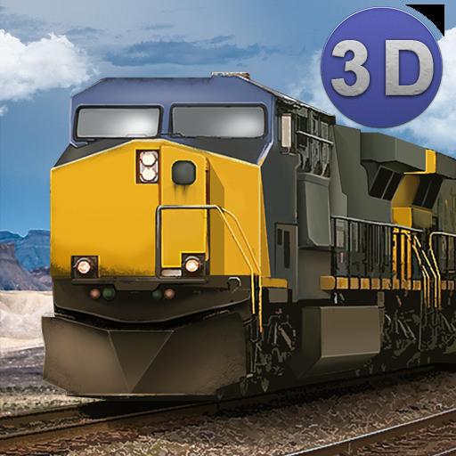 US Train Driver Simulator Full