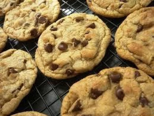 Marilyn's Freezer Chocolate Chip Cookies Recipe