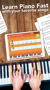 Simply Piano by JoyTunes (MOD, Premium) v5.2 1