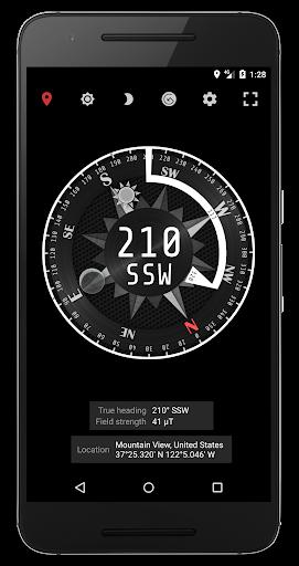 Compass Steel (No Ads) screenshot 9