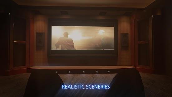 Cmoar VR Cinema PRO Screenshot