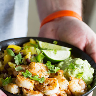 Spicy Shrimp Bowls