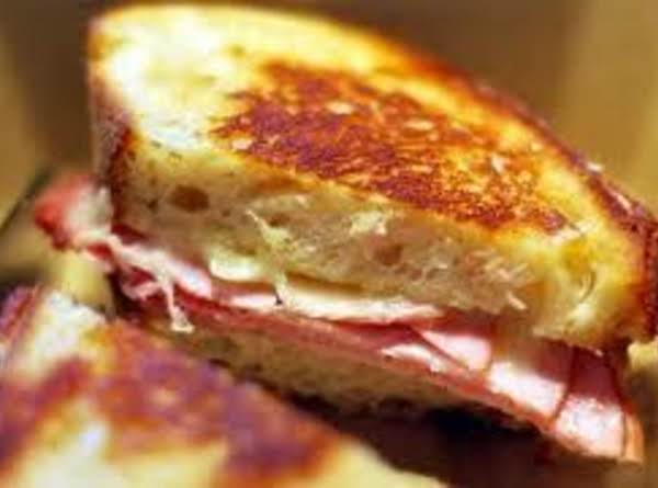 Toasted Sourdough Sandwich Recipe