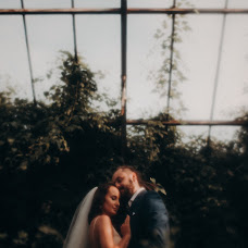 Wedding photographer Przemek Grabowski (pegye). Photo of 06.09.2018