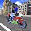 Real Moto Bike Racing - City Buff 2020 icon
