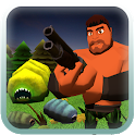 Shoot Em : Farmer vs Worms icon