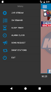 K4HD Radio- screenshot thumbnail