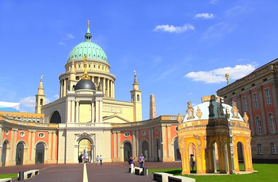 Potsdam Garden, Germany by Daniel Mandowsky - Buildings & Architecture Public & Historical (  )