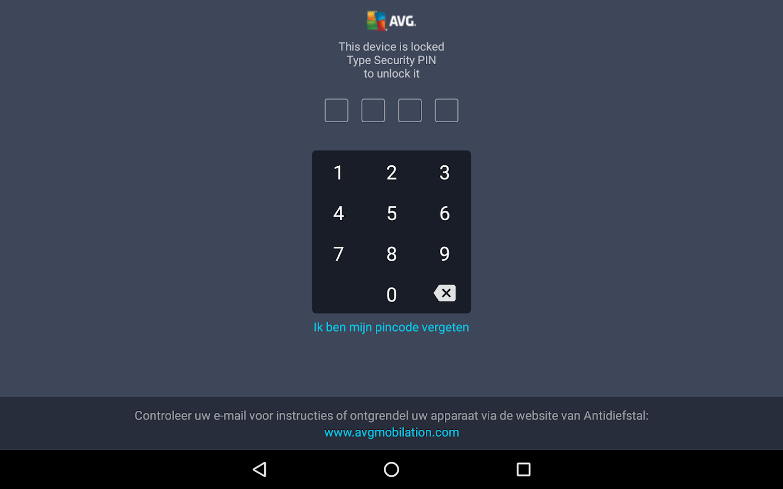 Antivirus gratis voor tablet android apps op google play for App tablet android gratis
