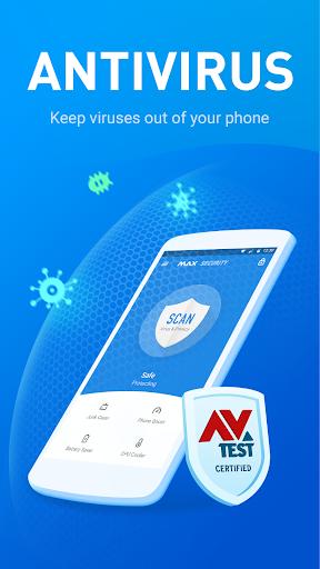 Virus Cleaner – Antivirus, Booster (MAX Security) v1.2.5 [Unlocked]