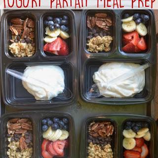 Yogurt Parfait Meal Prep Recipe