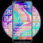 HUAWEI P20 Keyboard Theme Icon