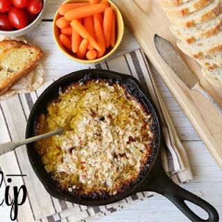 Parmesan Onion Dip