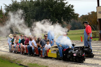 Photo: Two steamers.       2013-1116 RPW