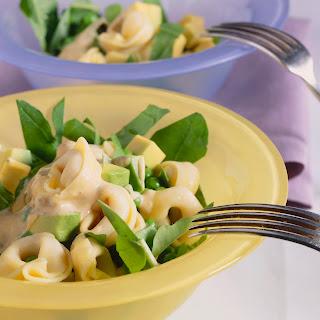 Tortellini-Rucola-Salat