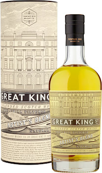 Compass Box Whisky Co. Great King St Blended Scotch Whisky - 500ml