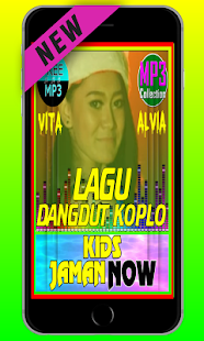 Lagu Dangdut Koplo Kids Jaman Now (Mp3) - náhled