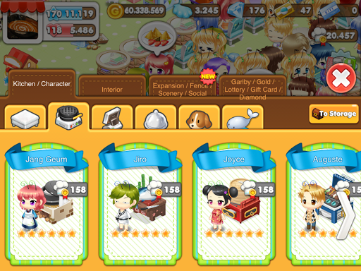 Hello Seafood 2 for Kakao apkpoly screenshots 14
