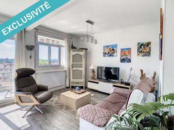 appartement à Montigny-les-metz (57)