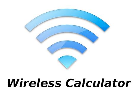 Wireless Calculation Tool