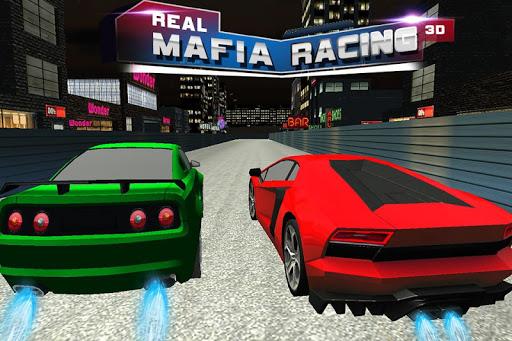 Real Mafia Racing 3D