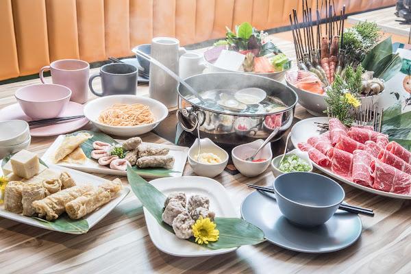 台北火鍋推薦!台北文青繽紛火鍋店,鍋物新時尚,特殊食材驚喜連連!汆食作伙鍋