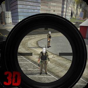 SWAT Sniper : Mafia Assassin