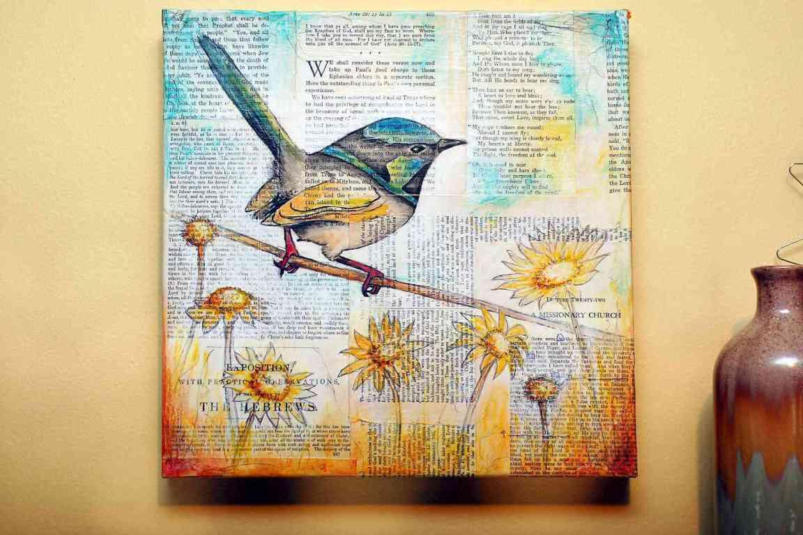 Decoupage design ideas android apps on google play - Decoupage mobili legno ...