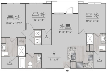 Go to C4 Floorplan page.