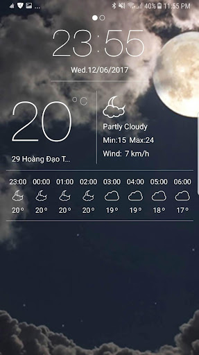 Weather app screenshot 8