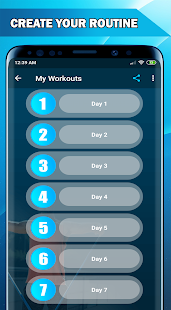 Resistance Bands Exercises and Workouts PRO Screenshot