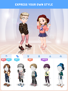 Mini Life: Social Avatar World Screenshot