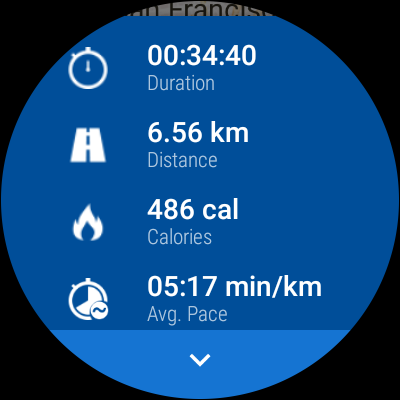 Runtastic Running & Fitness Tracker screenshot 23