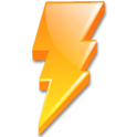 Lightning Gong icon