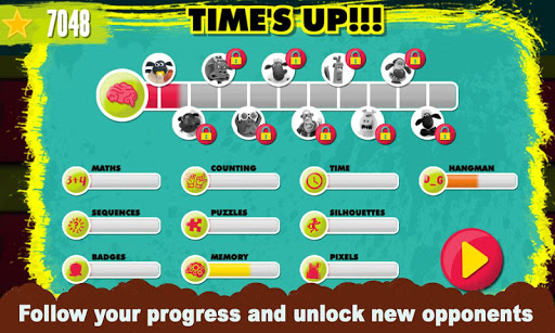 Shaun the Sheep Brain Games screenshots 20
