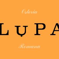 Lupa Osteria Romana logo