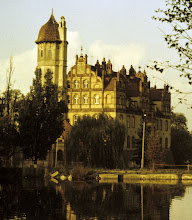Photo: Basedow Schloß  Aufnahme vor 1989