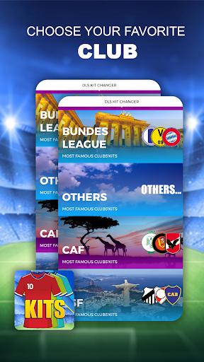 Dream League Kits soccer 19 cheat hacks