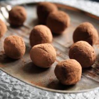 Jamaican Rum Truffles Recipe